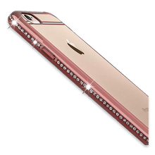 Luxury Bling Diamond Case For iPhone 7 / 7 Plus / iPhone 6 / 6S-1