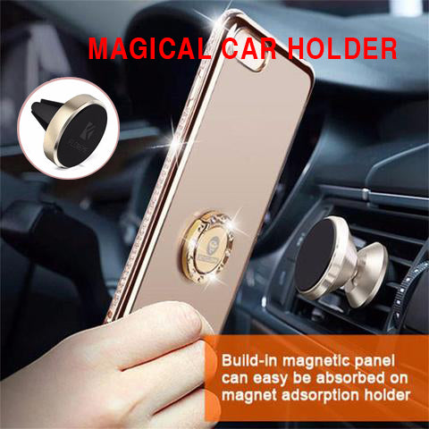 361-Universal Car Magnet Phone Holder
