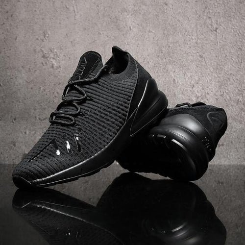 S008-Men Light Breathable Mesh Sneakers