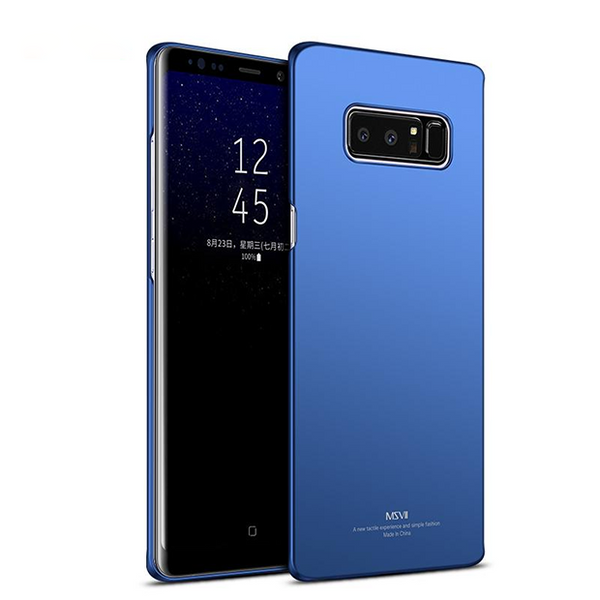 785-Luxury Hard Plastic Case For Samsung Note 8