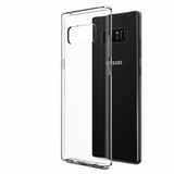 706-Ultra-thin Transparent Soft Case For Note 8