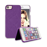 303-Fashion Mirror Wallet Case For iPhone