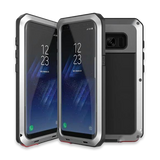 325-Heavy Duty Doom Armor Metal Case For Samsung