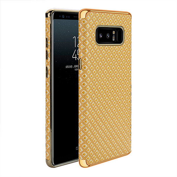 705 - Luxury Electroplated Soft Case For Note 8