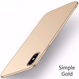 640-Ultra Thin Luxury Case For iPhone