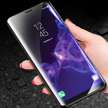 820-3D Full Coverage HD Clear Hydrogel Film For Samsung S9/S9+