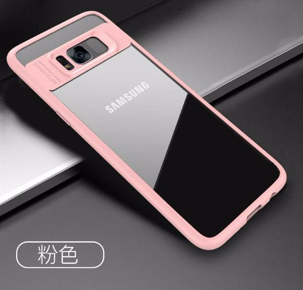 632-Luxury Case For Samsung Galaxy S8 / S8 Plus Shockproof Case Cover