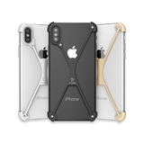 677 - Metal Bumper Case For iPhone X