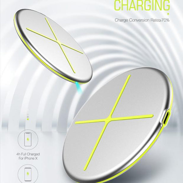 862 - New Design Wireless Charger Pad