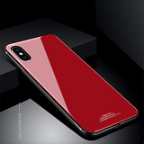 747-Luxuxy Glass Case For iPhone