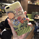 3D Flower Mobile Case-8