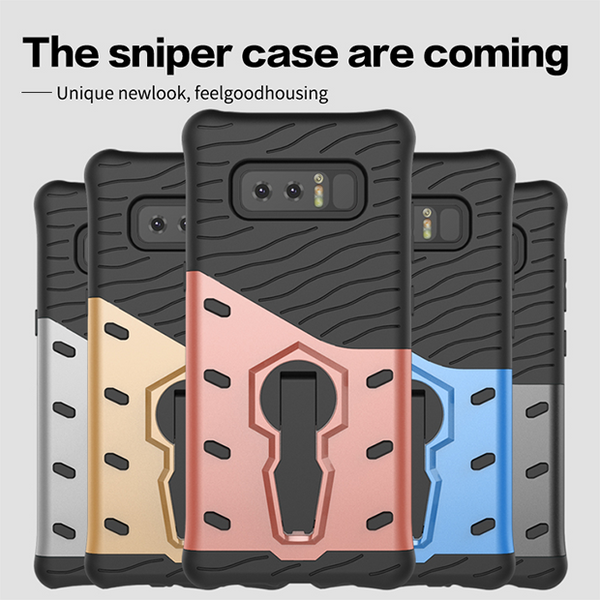 719-Armor Sniper Case For Note 8