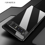709-Transparent Ultra Thin Case For Note 8