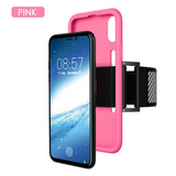 728-Sport Running Arm Band Case For iPhone X