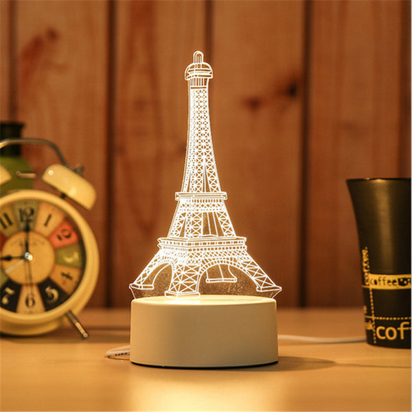 3d Creative Night Light