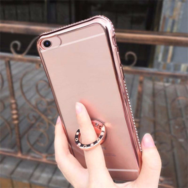 Bling Crystal Diamond Case For iPhone