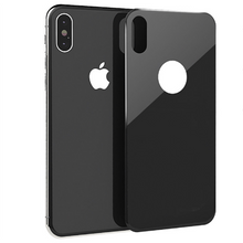 790-Full Back Cover Screen Protector For iPhone X