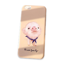 160-Pig Piggy Cover Case For iPhone