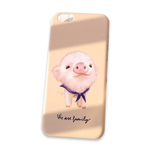 uk availability 09f39 a56b7 160-Pig Piggy Cover Case For iPhone