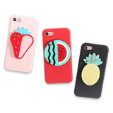 149-Strawberry Watermelon Pineapple Case For iPhone