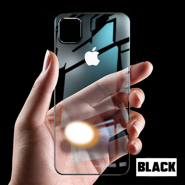 Luxury Ultra-thin Transparent Crystal Case