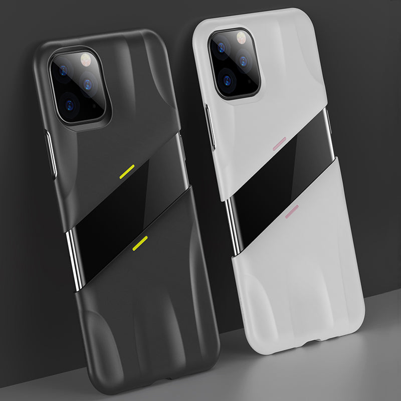 Luxury Hard PC Shockproof Case for iPhone 11 Pro Max