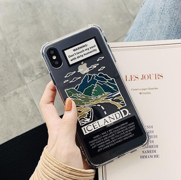 Lovely Scenery Silicon Phone Case For iPhone 11 Pro Max