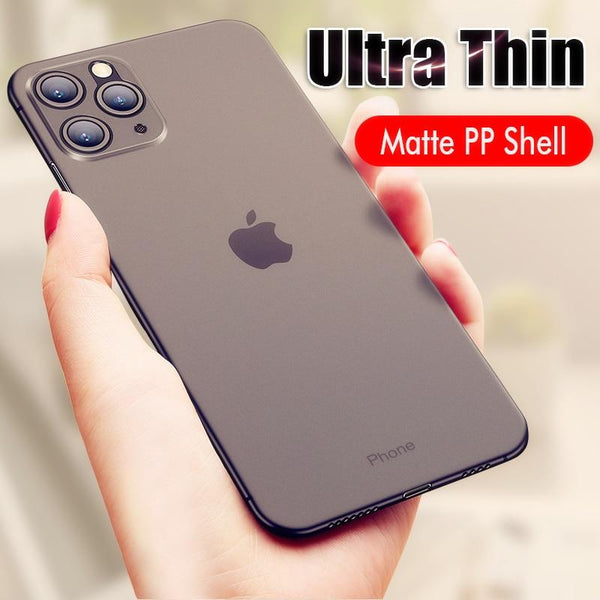 Luxury Shockproof 0.3MM Ultra Thin Case For IPhone
