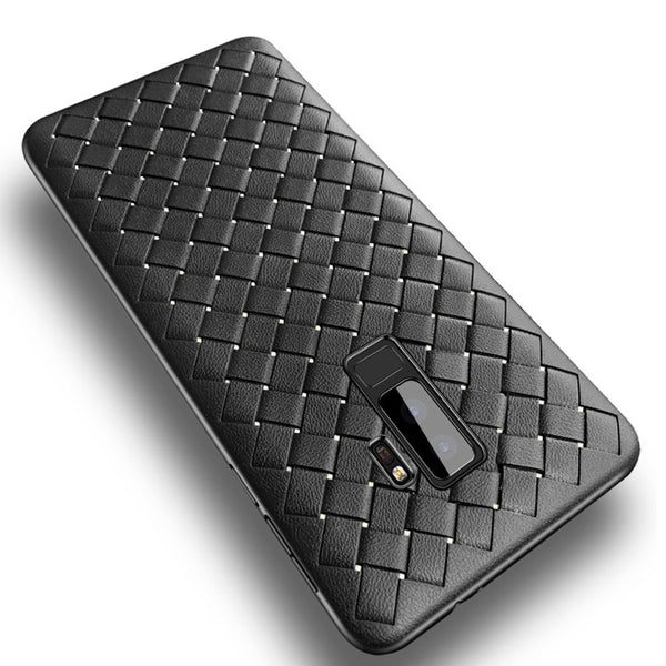 Luxury Weave Case For Samsung Galaxy Note 10