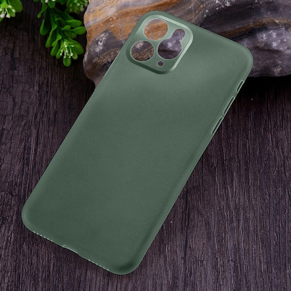 Shockproof 0.3MM Ultra Thin iPhone Case