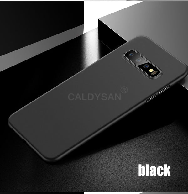 Luxury Ultra Thin 0.2mm Matte PP Case For Samsung