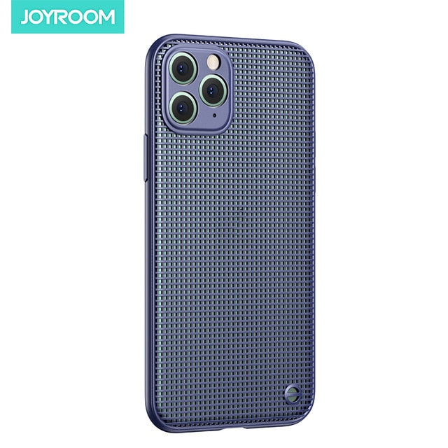 Heat Dissipation Breathable Shockproof TPU Protective Case For iPhone