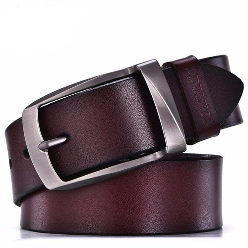 594-Hot sale! man fashion high quality genuine leather belt