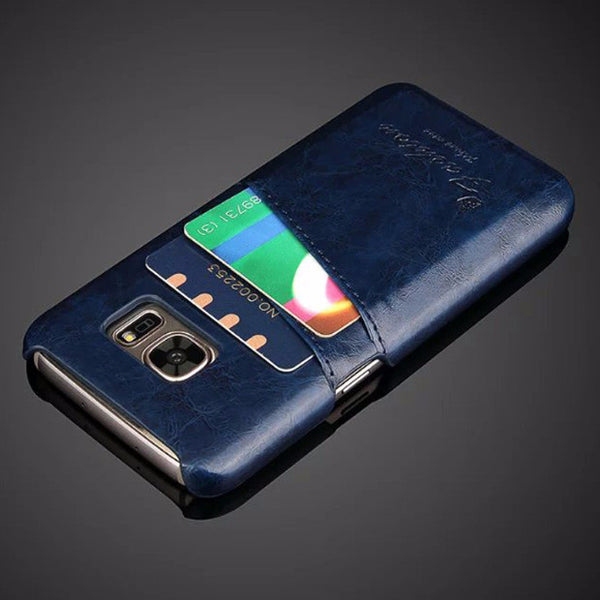 Luxury Leather Case For Samsung-8