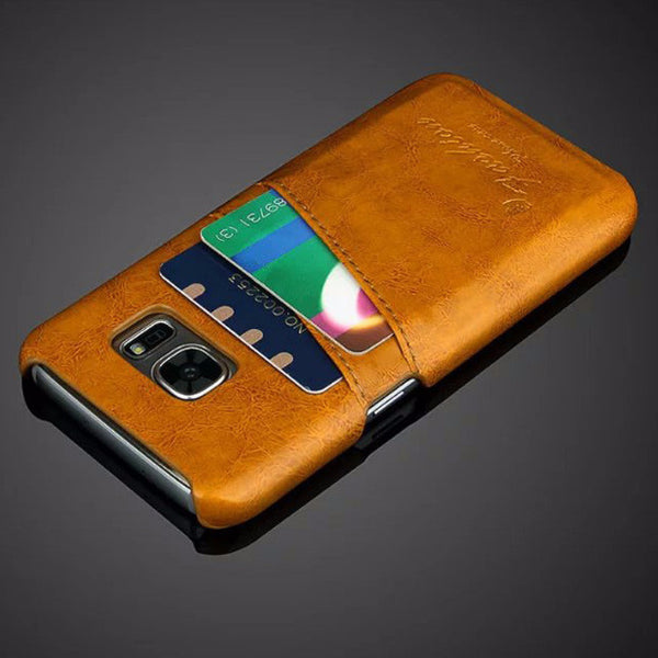 Luxury Leather Case For Samsung-16