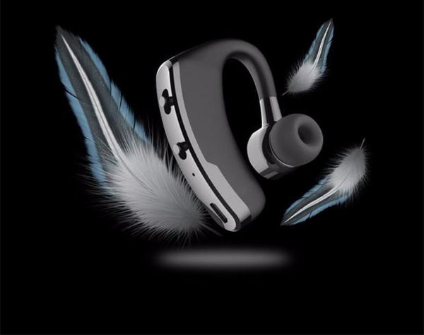 Mic Voice Control Wireless Bluetooth Headset