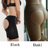 B004-Seamless Women Low Waist Slimming Control Knickers Pants