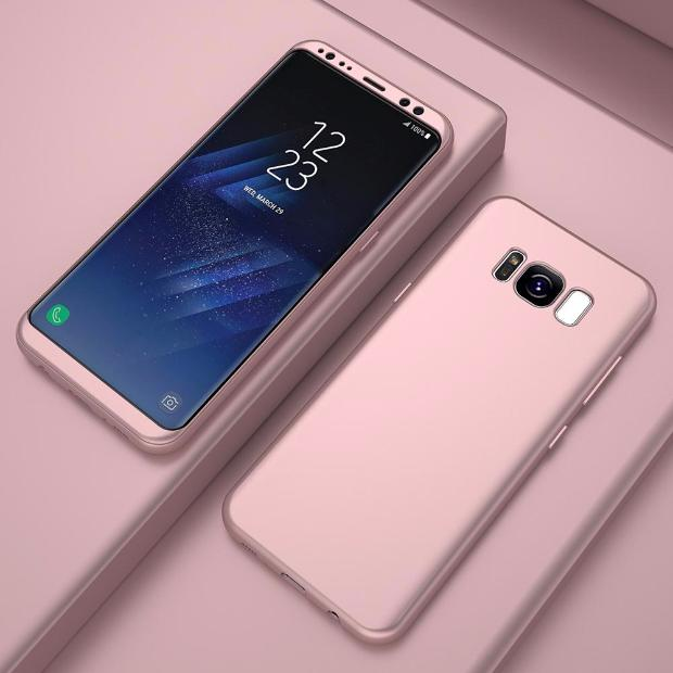 552-Full Protective Case For Samsung Galaxy S8 S8 Plus