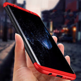 Toraise Luxury 360 Full Protection + Ultra Thin Protective Cover Case-15