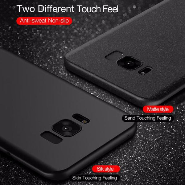 412-Luxury Hard PC & Protect Skin Phone Cover For Samsung