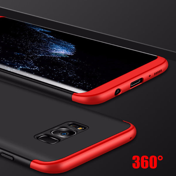 Toraise Luxury 360 Full Protection + Ultra Thin Protective Cover Case-1
