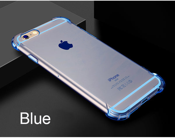 438-Top Quality Airbag Design Anti-knock Case For iPhone