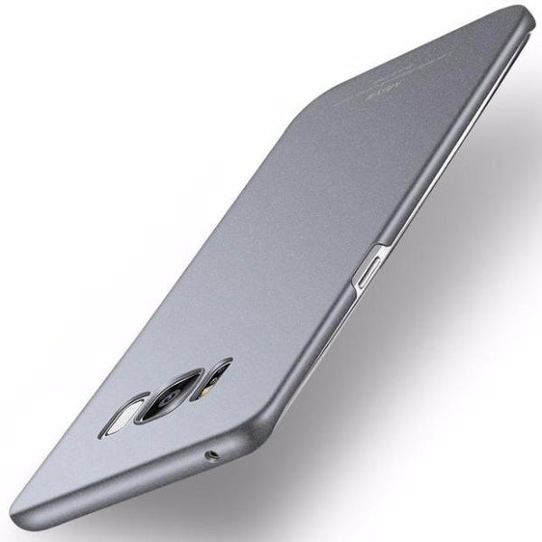 Super Thin Luxury Case For Samsung-Frosted Gray