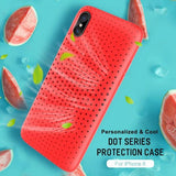 678-Soft Silicone Protection Case For iPhone