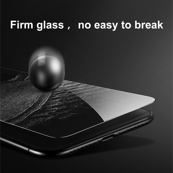 662-Tempered Glass Protective Film For iPhone X