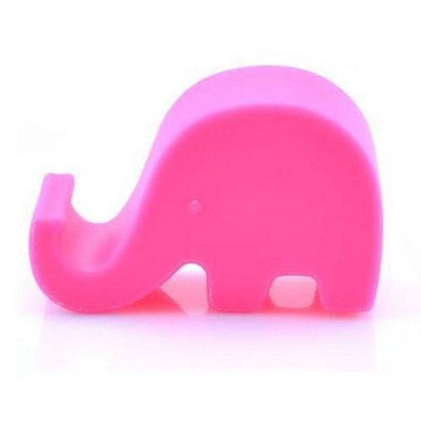 V005-Universal Portable lovely Elephant Phone Holder