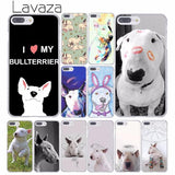 Halloween-428-Bull Terrier Hard Coque Shell Phone Case For iPhone *BUY 2 GET 1 FREE*