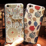 477-New 3D Fashion Pattern For iPhone Case