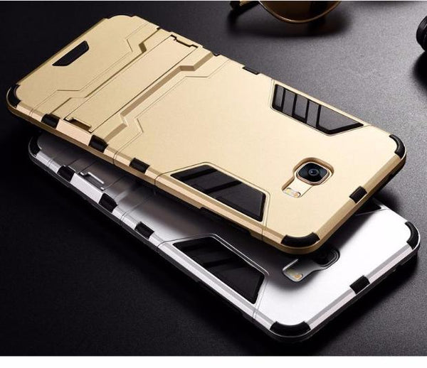 Halloween-430-Hybrid Silicone Hard PC Slim Case For Samsung *BUY 2 GET 1 FREE*