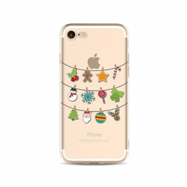 461-Christmas Case For iPhone